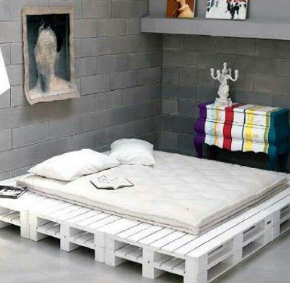 Mejores 29 imágenes de Ideas de muebles hechos con pallets ...