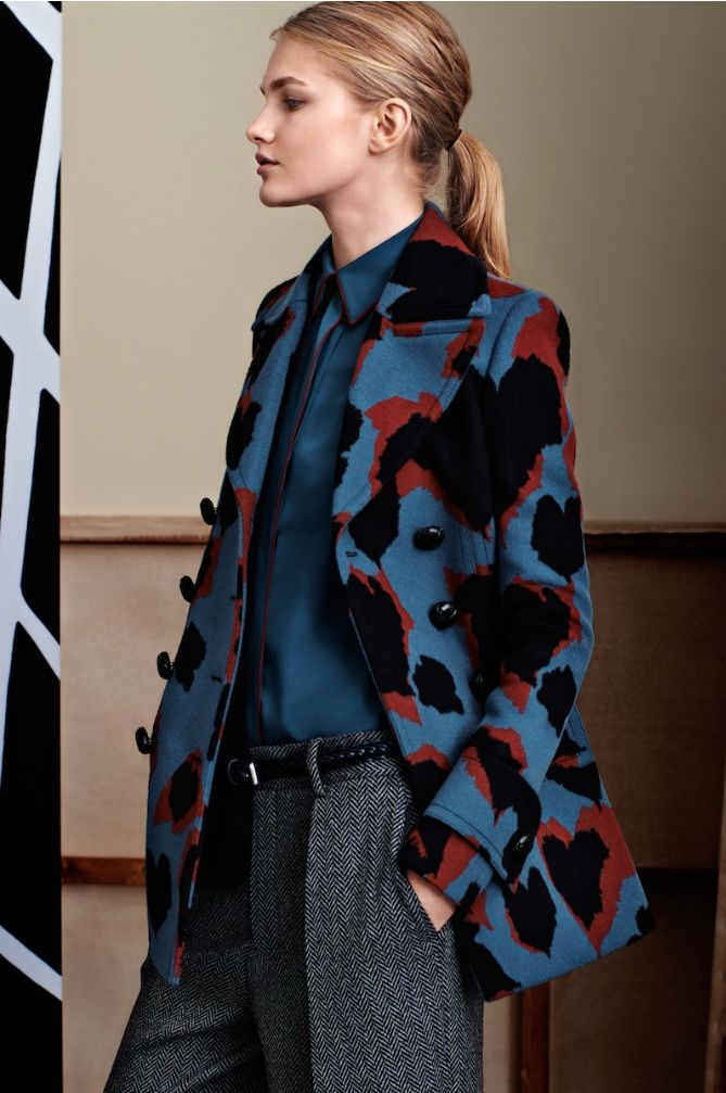Gucci pre-fall 2015. pattern and color