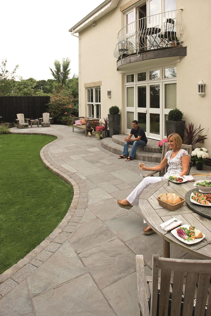 Stone Patio Designs Ideas – DIY Home Decor Ideas @ Angel