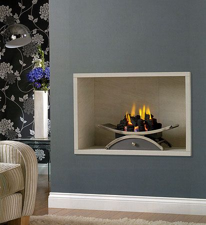 Hole In The Wall Fireplace Interior Design Ideas Pinterest