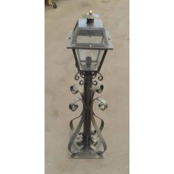Wrought Iron Lantern. Customize Realisations. 383