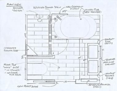Bathroom layout 8x10 58+ best ideas #bathroom | Bathroom ...