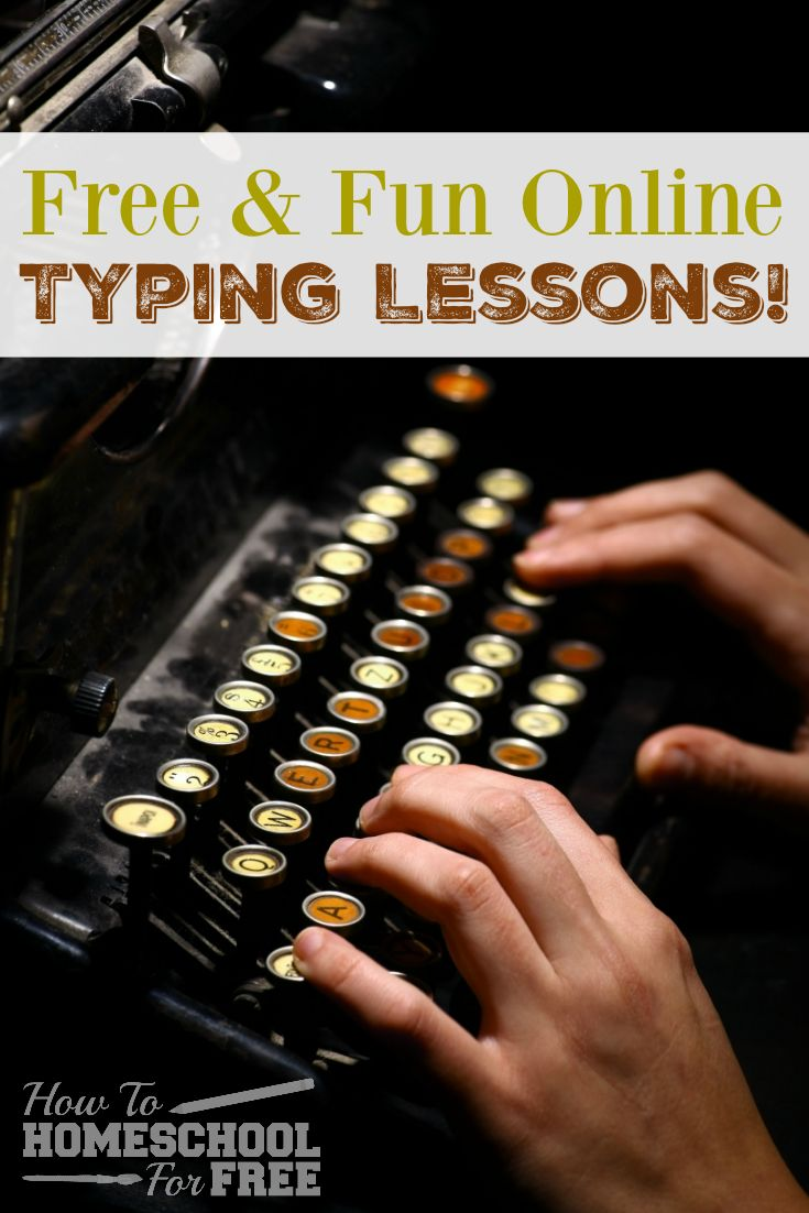 It's time to teach the kids how to type! Here is a fun and free online resource…