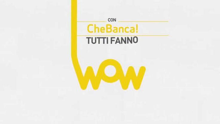 La demo di WoW CheBanca!, l'app di pagamento per tutti #demo #wow