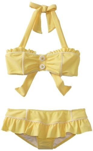 cute clothes for girls 7-16 | Amazon.com: Seafolly Girls 7-16 Mini Tube ... | Cute Suits for Girls