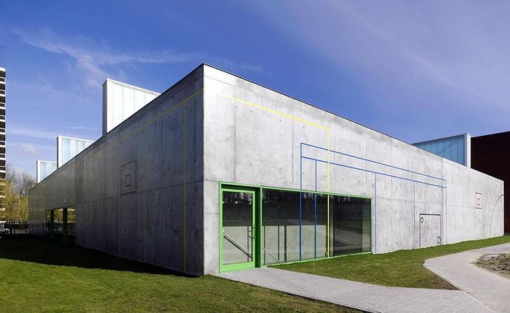 dmvA Architecten_sports hall ka hiel