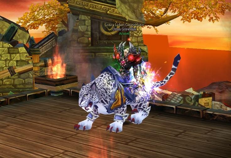 Cengiz Han 2 Leopar. Vahşi bir binek olarak oldukça güçlüdür. #game #oyun #ch2 #cengizhan2 #mmorpg