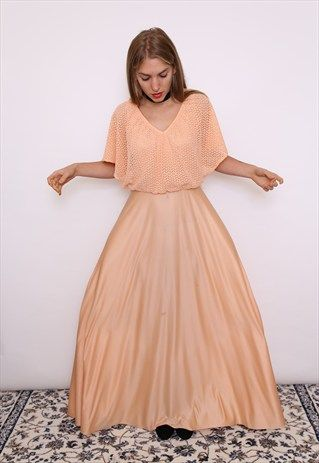 Pink occasion maxi dress