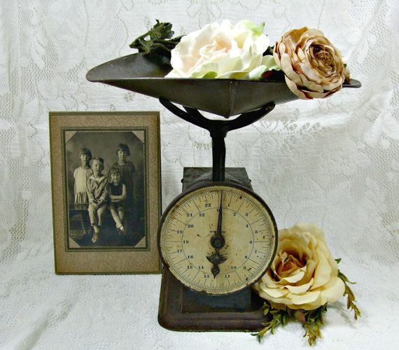Country Kitchen Fairbanks: 109 Best Images About VINTAGE ANTIQUE SCALES On Pinterest