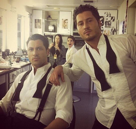 Maks & Val #DWTS... two very sexy brothers