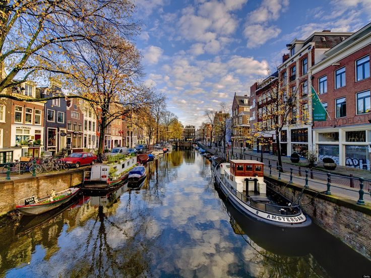 As the capital of the Netherlands, Amsterdam is a hot spot for weekend travelers. There are hundreds of things to do, from sightseeing at historic sites and museums, and smoking in coffeeshops, to simply enjoying its upbeat nightlife.