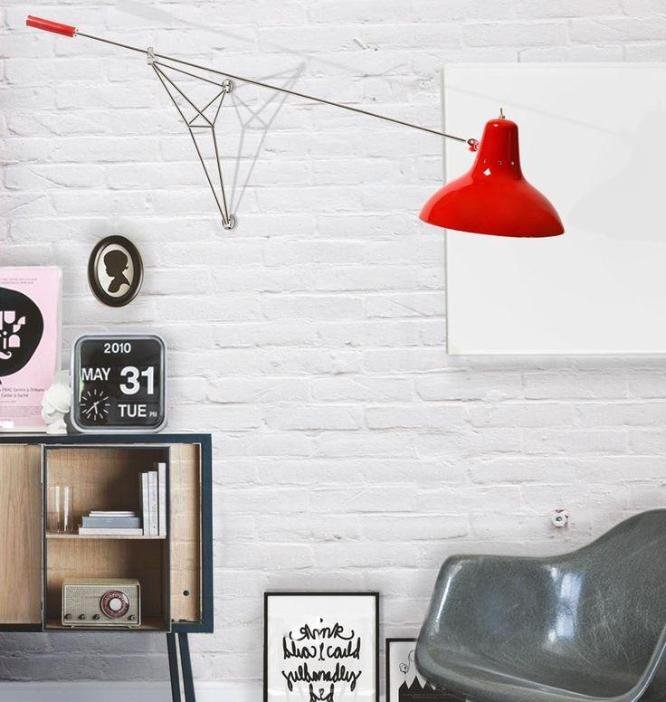 Die Richtige Beleuchtung Im Bad Zuhause Wohnen: 113 Besten Wandlampen Bilder Auf Pinterest