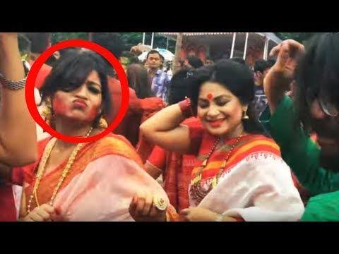 Sprcial Durga Puja Dance !!!Dance Masti in Puja Vashan !!! Kali Puja Vas...