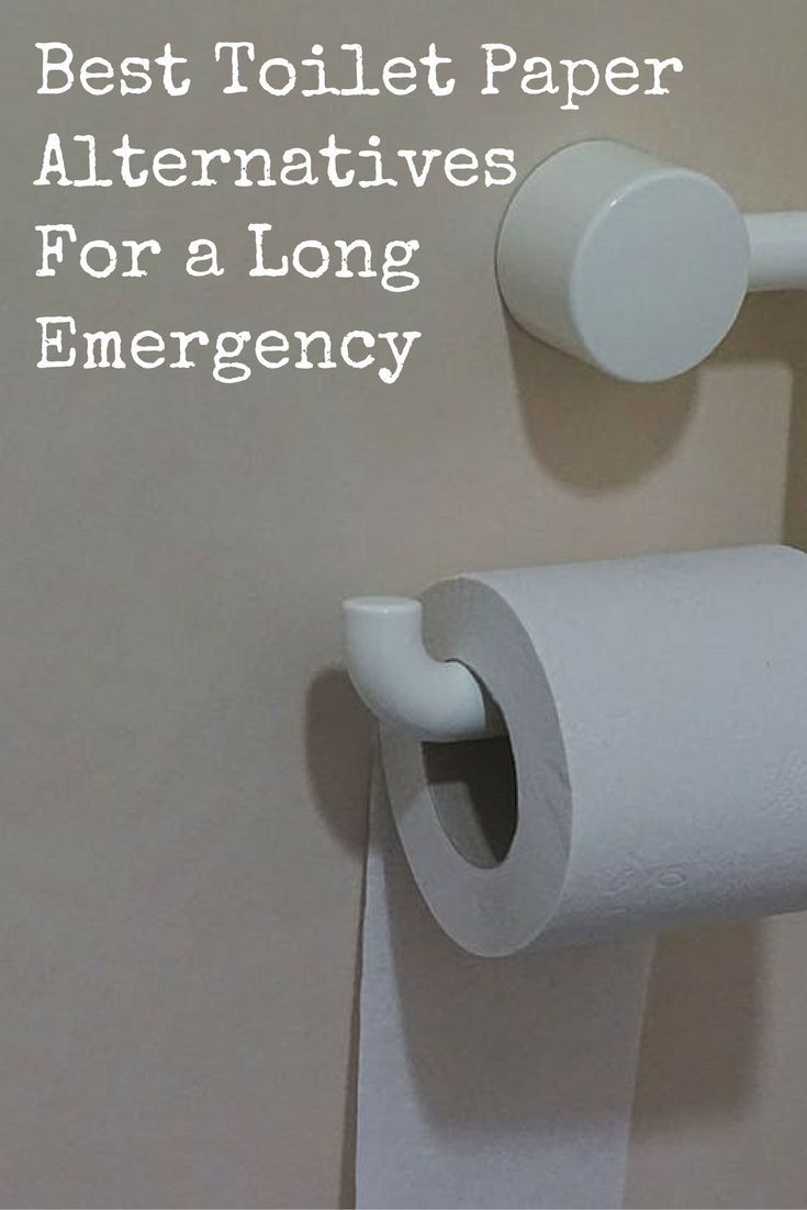 Best Toilet Paper Alternatives For A Long Emergency Backdoor Survival In 2020 Best Toilet Paper Toilet Paper Survival