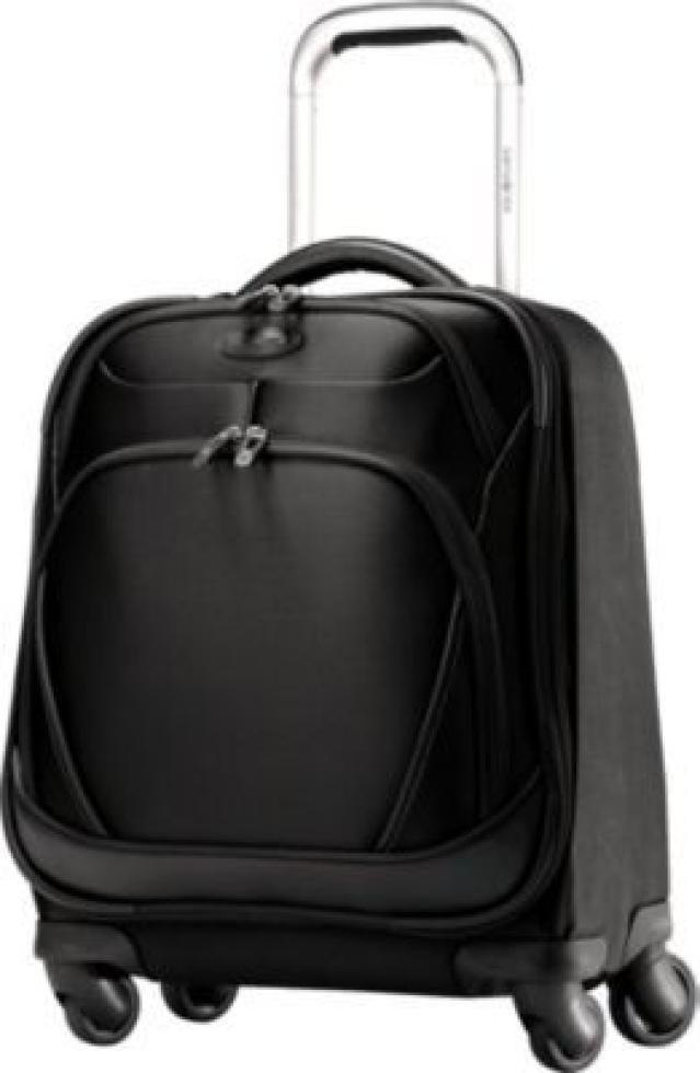 Top 7 Rolling Laptop Bags: Samsonite xSpace Spinner Laptop Tote