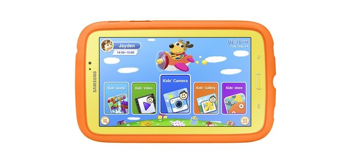 iClarified - Apple News - Samsung Announces New Galaxy Tablet for Kids
