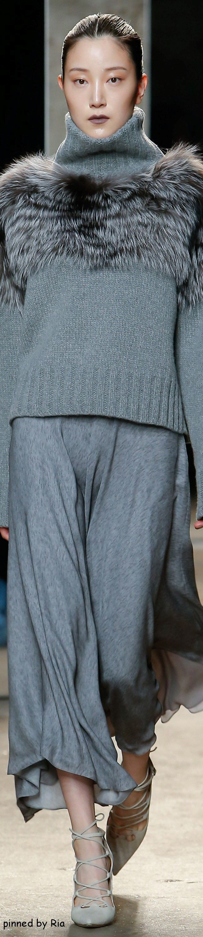 Sally LaPointe Fall 2016 RTW l Ria