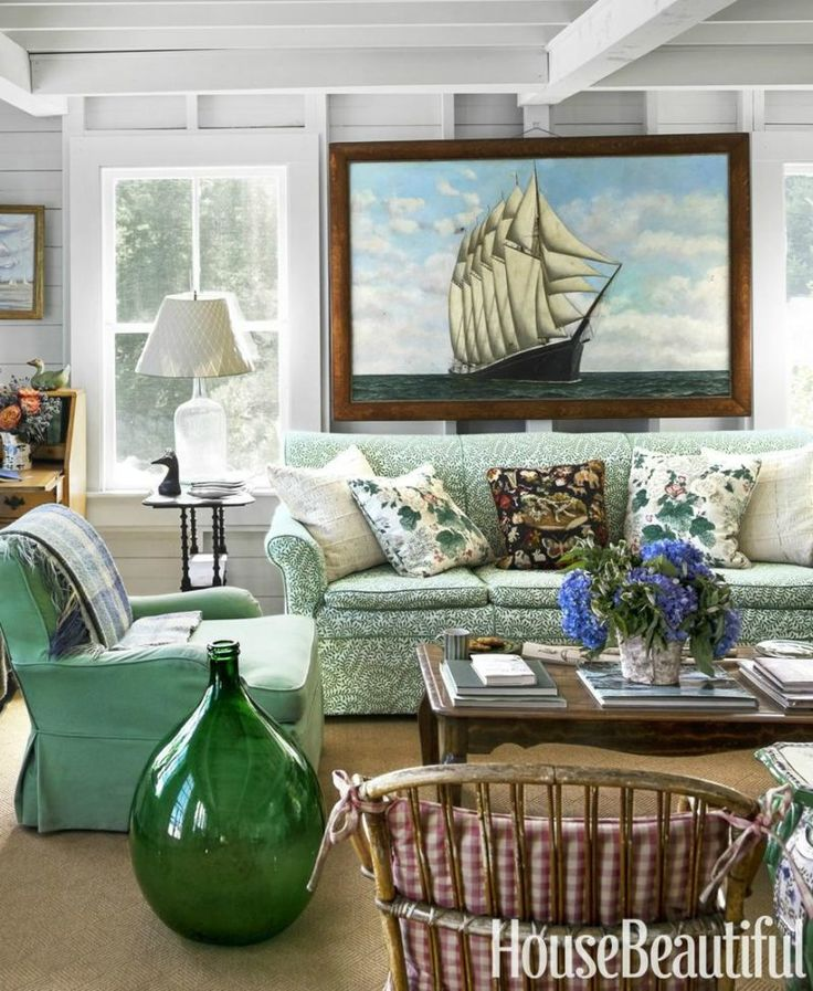 Designer Libby Cameron's Century Old Beach House