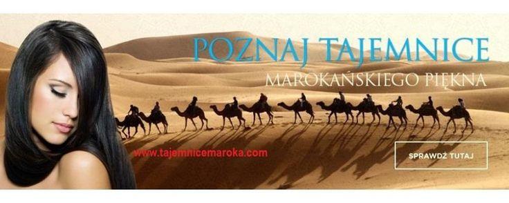 Naturalne olejki tajemnicą pięknych włosów - Tajemnice Maroka Blog