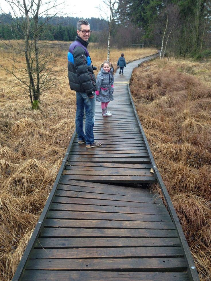 De Hoge Venen Ardennen, wandelen met kinderen