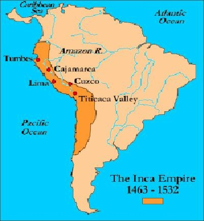 inca map for kids - photo #11