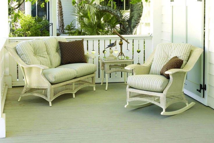24 best pretty wicker furniture images on Pinterest