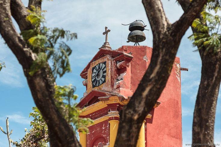 Сан-Мигель-де-Альенде, церковь