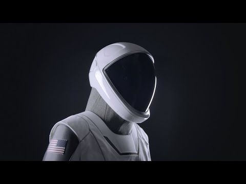 The spacesuits and the spacecraft work as one. in 2020 ...