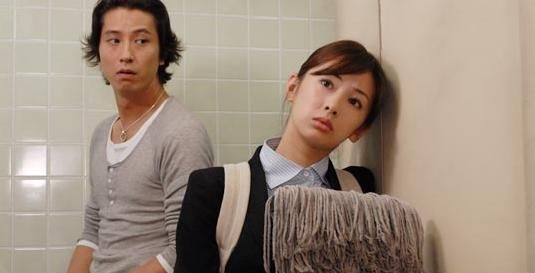 """Keiko Kitagawa , Kitagawa Keiko(北川景子) / """"Mop Girl"""""""