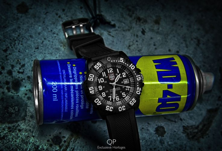 Shown here, we have two things that pretty much every man needs at some point in his life! The #Luminox #NavySeal, with its #carbon reinforced polycarbonate case, is based on the #military grade #watches provided by the #US military for their #Navy #Seal #commandos. They're strong; they're lightweight; they're capable to handle rough waters, and most of all, they're extremely legible at night due to the special #NightVision Tubes that Luminox uses in the numerals and hands.