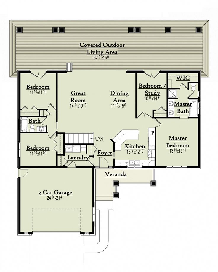 52 best Floor Plans images on Pinterest Dream house plans Home