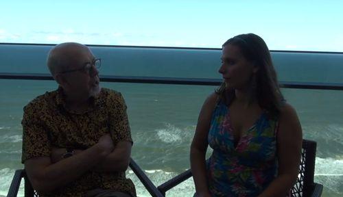 Leigh-Chantelle interviews Seth Tibbott from Tofurky https://www.youtube.com/watch?feature=player_embedded&v=Ccj5JvIkR5M