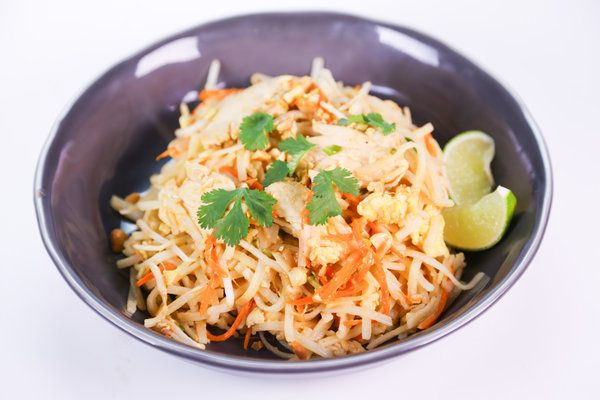 the chew | Recipe | Daphne Oz's Chicken Pad Thai