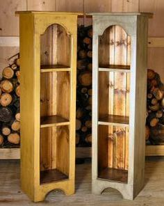 Chuck and Kathy Moore are successful business owners in Ligonier, Pennsylvania. They own The Country Cupboard, specializing in handmade, hand painted primitive country furniture. But they didn't b...