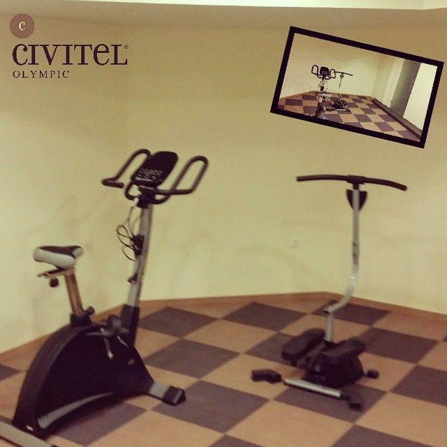 Brand new #FitnessRoom at #CivitelOlympic! #Athens #AthensHotels