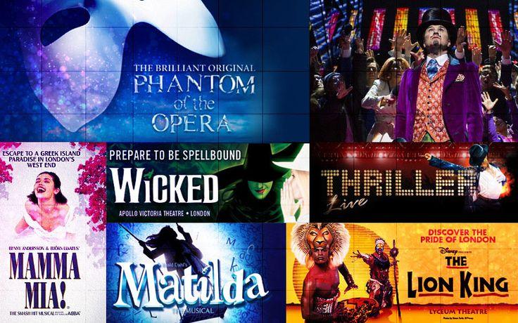 #Discounted #Theatre #Tickets http://www.zagzig.co.uk/Offers/Details/bba41148-ab0f-41da-a08a-bb3fbfdf0716 #Lionking #matilda #thriller #phantomoftheopera #mammamia #music #art
