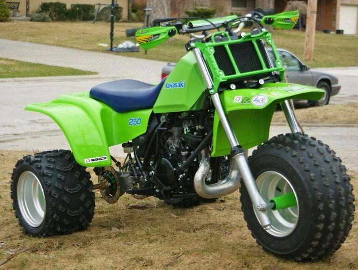 Kawasaki Kxt  S