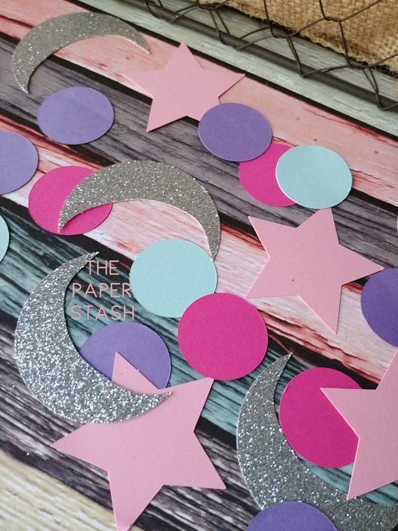 Unicorn, Confetti, Mix, Unicorn Party, Birthday Party, Glitter