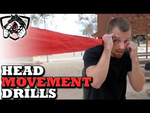 Faster Head Movement: Boxing Drills for Dodging Punches - YouTube