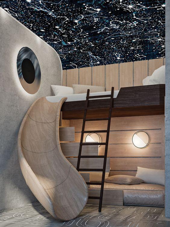 28+ Brilliant Playroom Decor Ideas | momooze #you'll be my starstruck