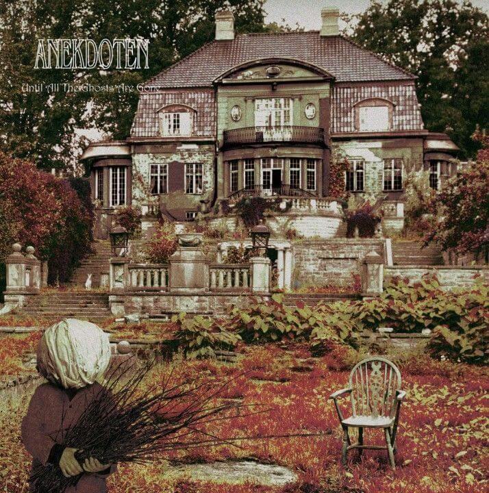 Top 20 Albums of 2015: 5. Anekdoten - Until All the Ghosts Are Gone   Full List: http://www.platendraaier.nl/toplijsten/top-20-albums-van-2015/