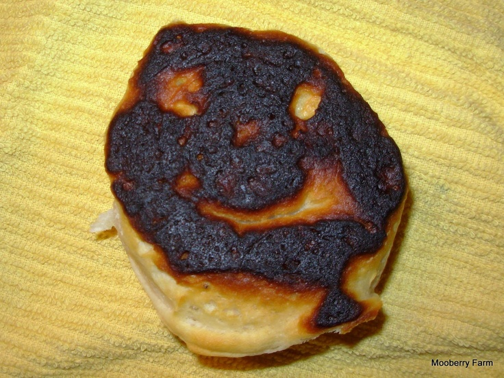 how to fix burnt food