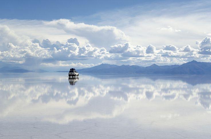 Salar de Uyuni, Bolivia | Uyuni Salt flat, Bolivia