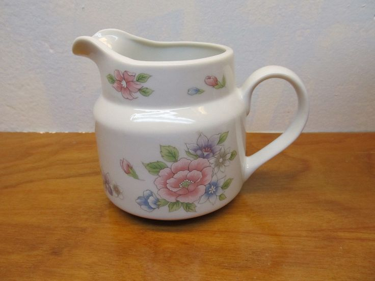 FTD floral pitcher made in Japan