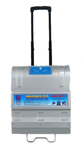 Portable Electricity Back Up | Power Trolley UPS Inverter