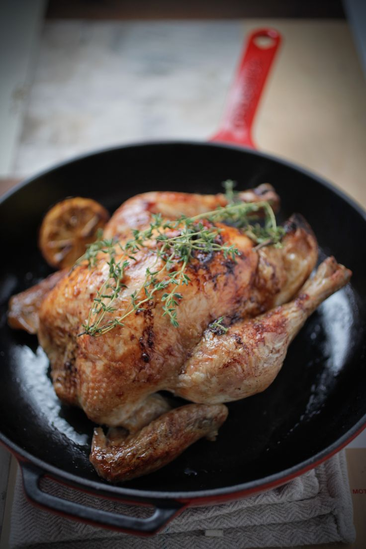 ROAST CHICKEN WITH PEAR, PISTACHIO + CRANBERRY STUFFING  http://www.thehealthychef.com/2012/12/roast-chicken-with-pear-pistachio-cranberry-stuffing/
