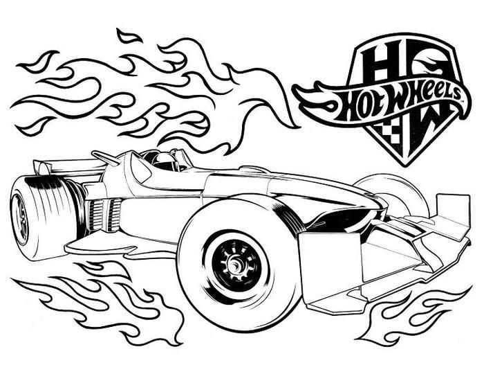 Free Printable Hot Wheels Coloring Pages Coloring Pages Hot Wheels Creation Coloring Pages