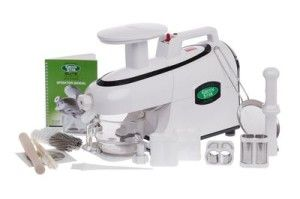 Green Star Twin Gear Juicer GSE-5000 Elite