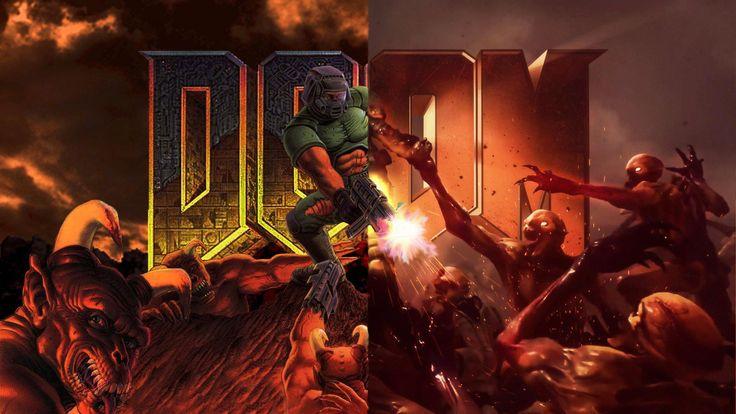 DOOM scifi fps shooter action fighting warrior series survival 1920×1080 Doom 1 Wallpapers (41 Wallpapers) | Adorable Wallpapers