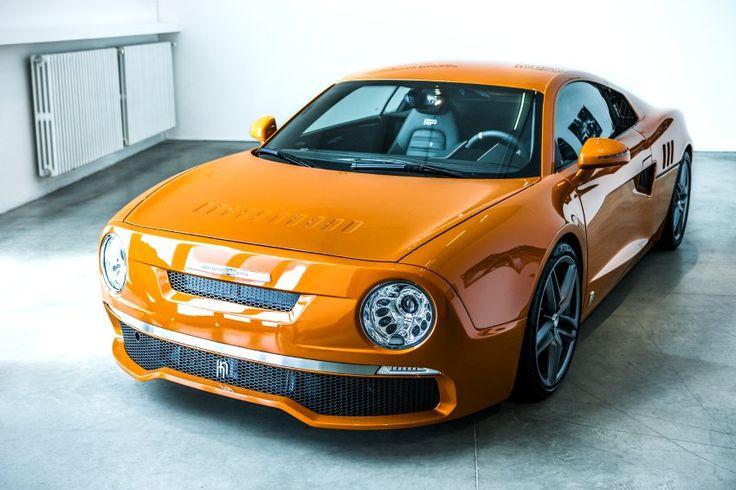 Skoda / Audi HN R 200 Concept